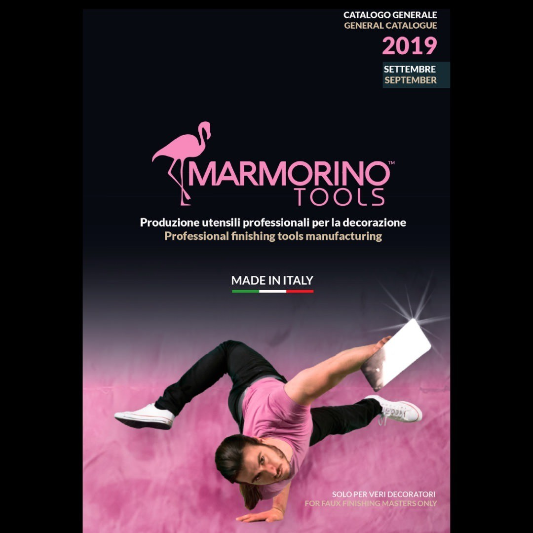 General Catalogue 2019 - Marmorino Tools