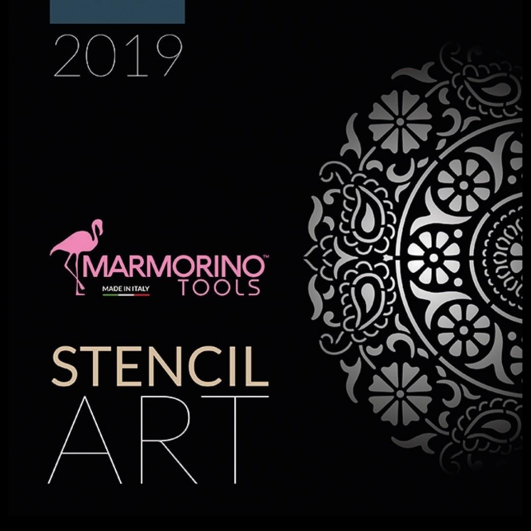 Stencil Art Catalogue 2019 - Marmorino Stencil Art